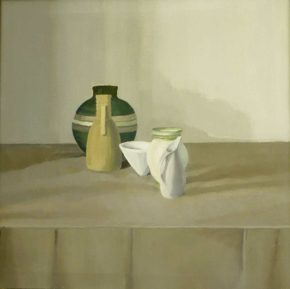 49-Still-Life-(5-objects—curve)1997