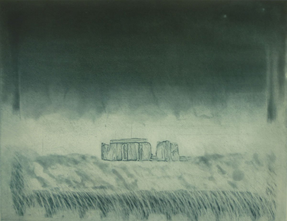 Print-12-Stonhenge-(blue-black)-undated