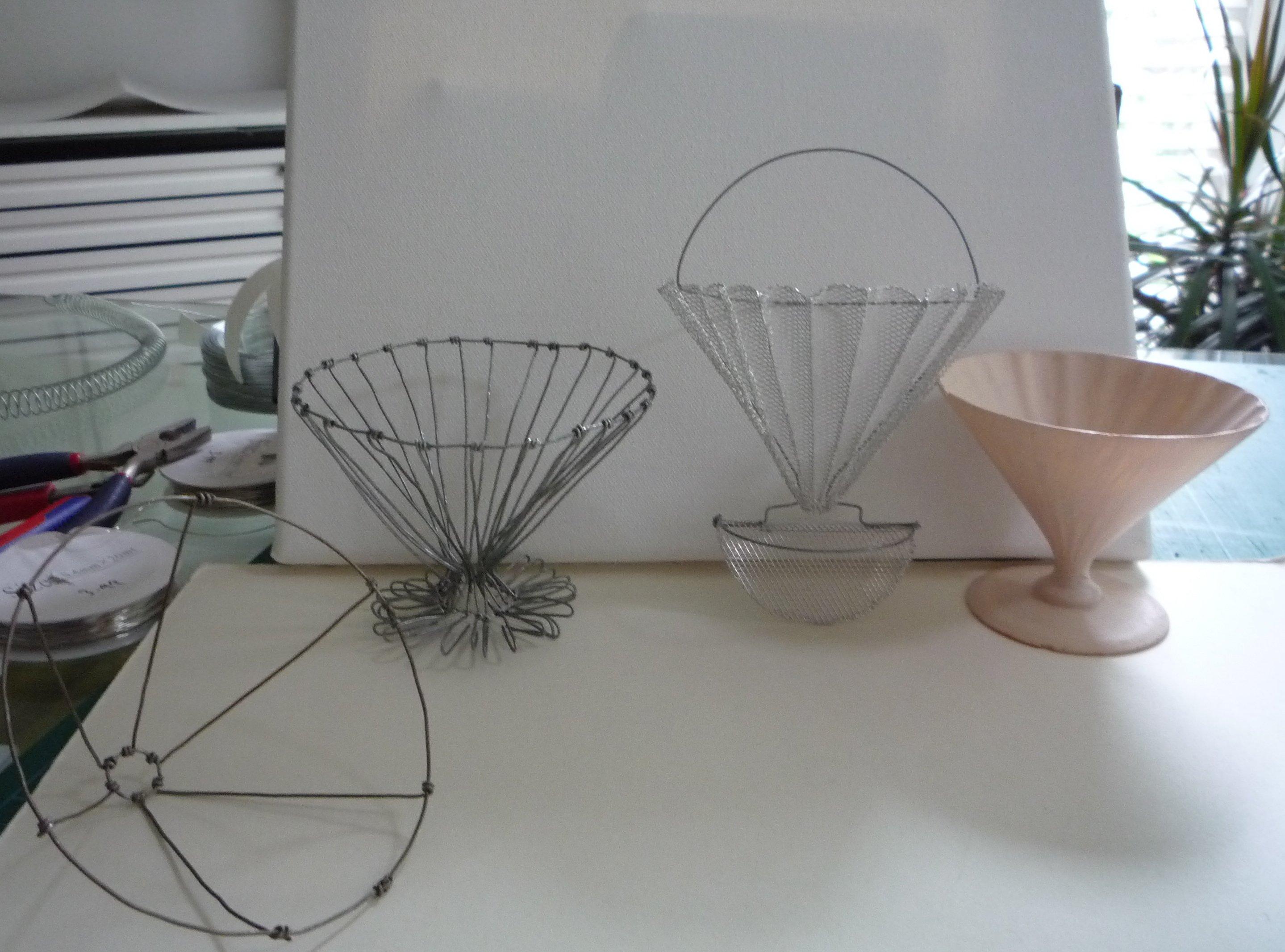 work in progress wire filter