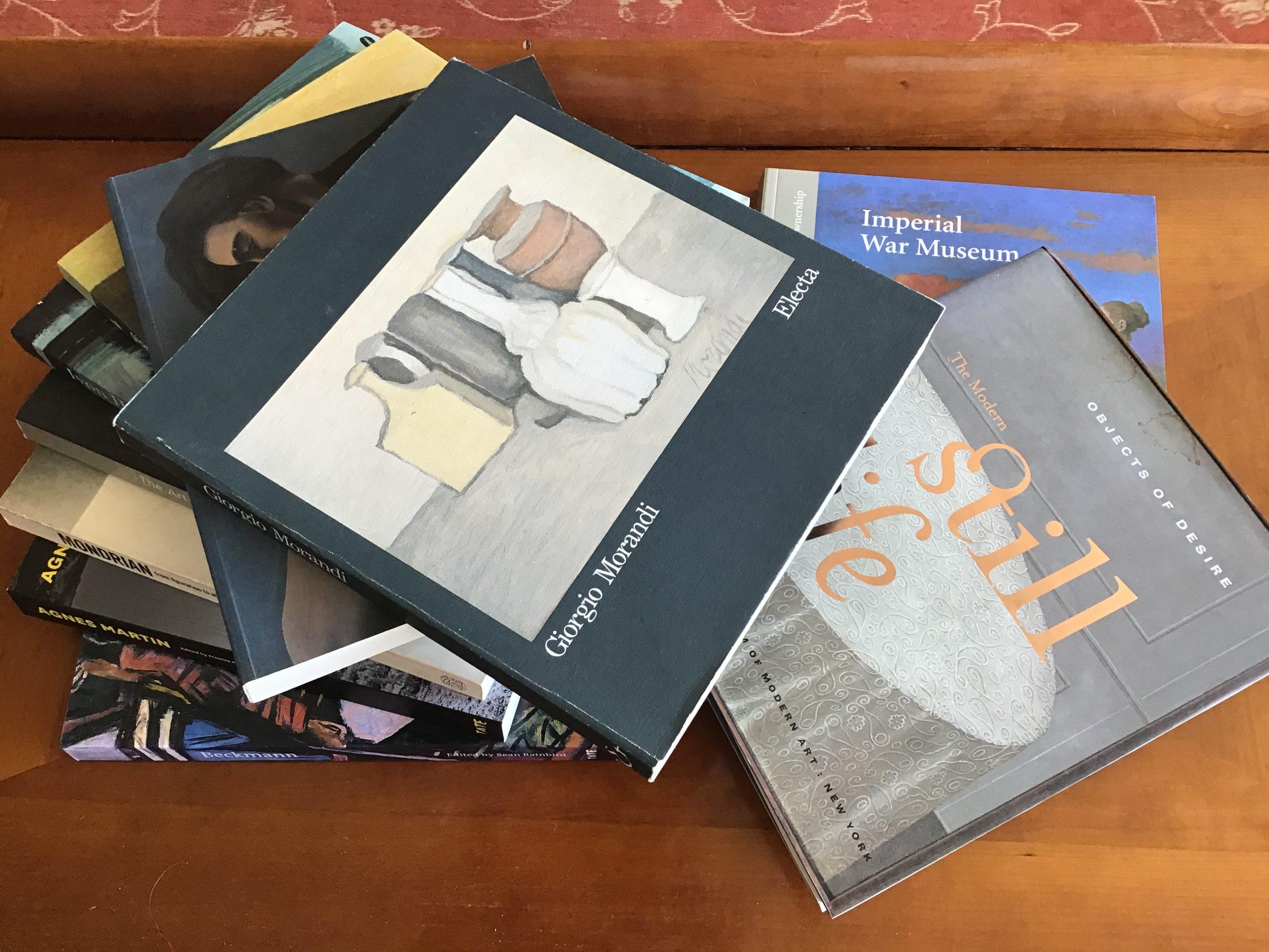 Writing a catalogue (1): starting again